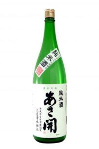あさ開 昭和旭蔵 純米酒