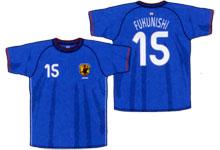 日本代表プレーヤーズTシャツ